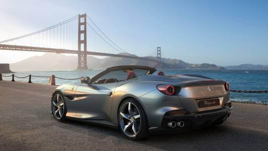 Ferrari представи стилното чудовище Portofino M (ВИДЕО)