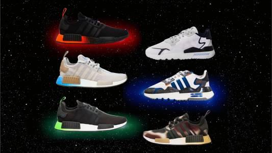 5 чифта кецове от Adidas, за които всеки Star Wars фен трябва да знае (СНИМКИ)