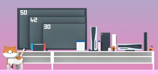 Колко големи са всъщност PlayStation 5 и Xbox Series X? (СНИМКИ)