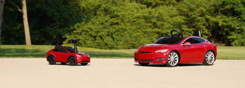 Толкова е лесно – вече и децата карат Tesla (ВИДЕО)