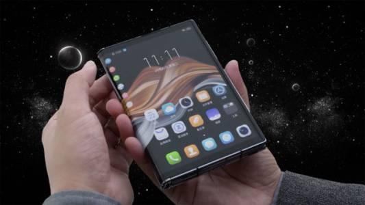 FlexPai 2 5G е гъвкав смартфон на (относително) достъпна цена (ВИДЕО)
