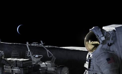 Това е планът на NASA за достигане на Луната