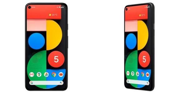 Вижте новия Pixel 5 - идва с уникална 4K / 60 FPS камера