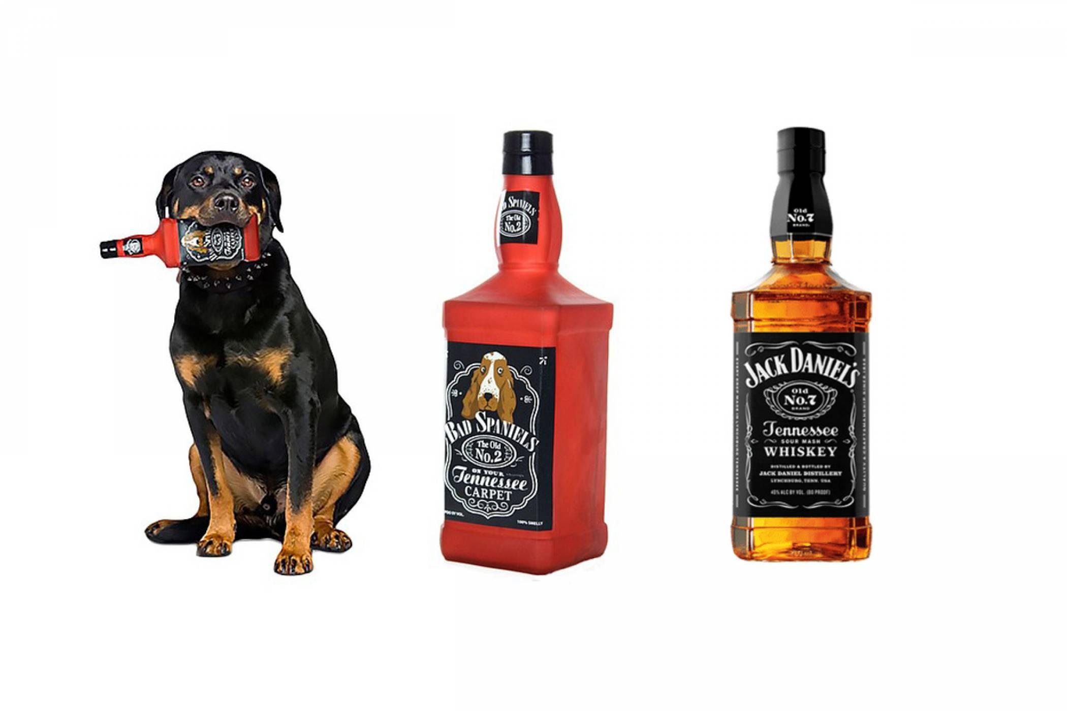 Jack Daniel's завежда дело във Върховния съд на САЩ заради... кучешка играчка