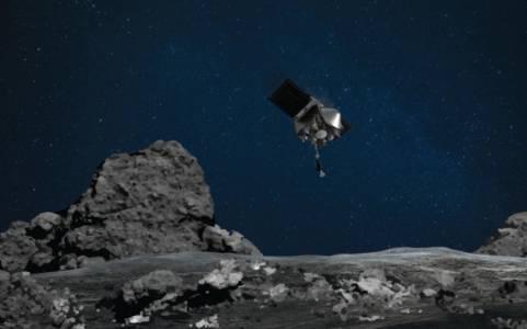 Сондата OSIRIS-REx ще търси място в историята с най-голямата проба от астероид (ВИДЕО)
