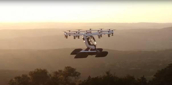 Искате да летите до работното си място и да избегнете задръстванията? Тогава този хибрид между дрон и летяща кола е за вас (ВИДЕО)