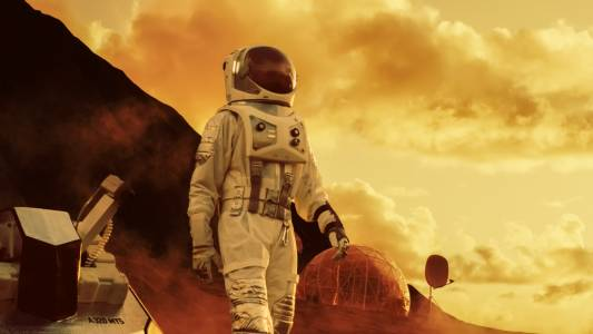 Учени намериха достъпен материал за строене на космически бази