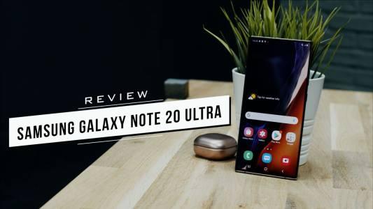 Samsung Galaxy Note20 Ultra - изцяло нов свят в джоба ти (ВИДЕО РЕВЮ)