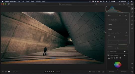 Adobe добавя кинематографична корекция на цветовете в новия Lightroom (ВИДЕО)