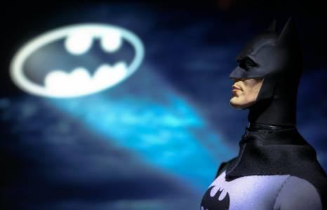 Влезте в главата на Batman