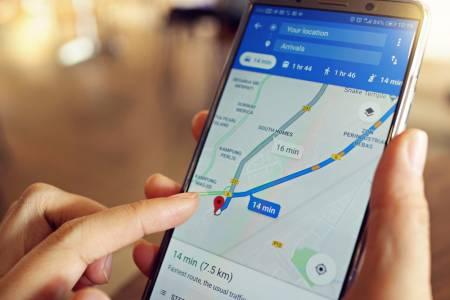 Една от най-добрите функции на Google Maps става още по-добра!