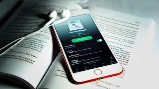 Вече можете да търсите песни по текст в Spotify