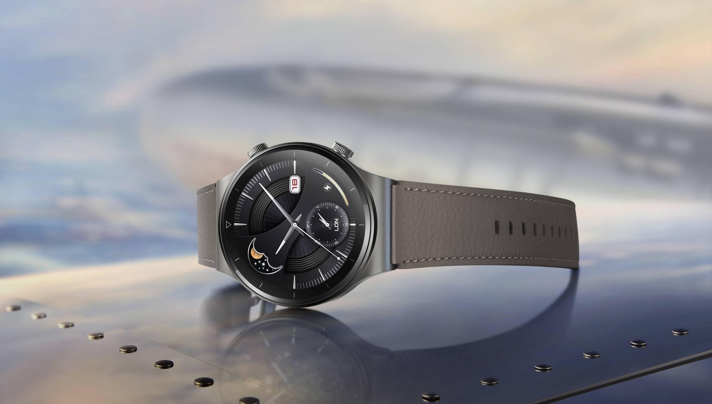 Huawei Watch GT2 Pro впечатлява с премиум дизайн и функции за по-здравословен живот (РЕВЮ)