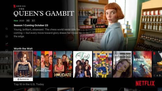 Нова функция в Netflix тийзва съдържание година преди премиерата му