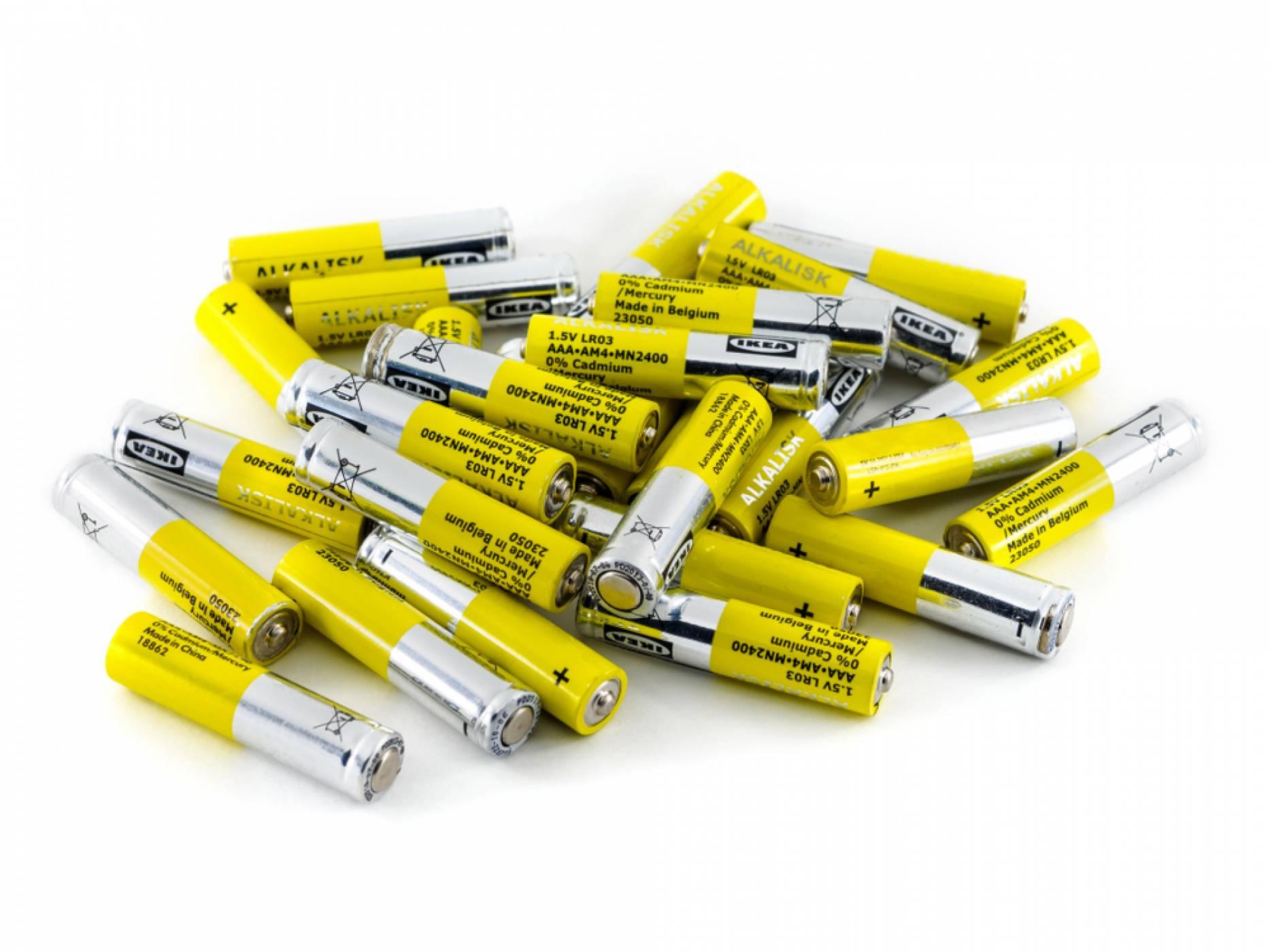 Без повече батерии за IKEA