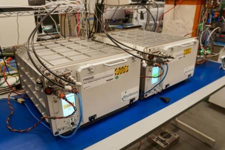 Космически хладилник на борда на МКС ще зарежда станцията с прясна храна