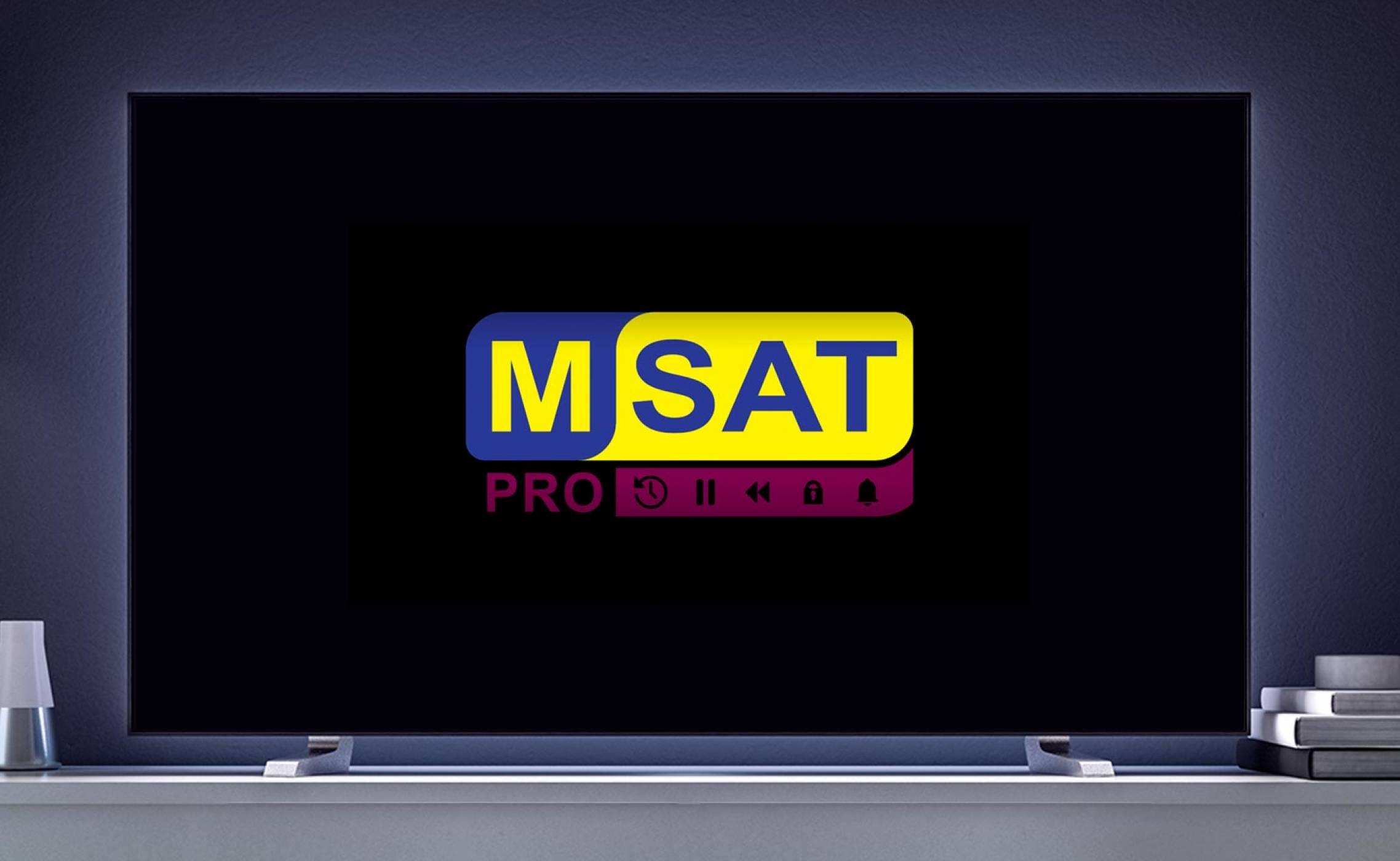MSAT Pro – днешният връх в еволюцията на интерактивната телевизия