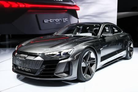 Ето как Audi създаде звука на е-звяра E-Tron GT