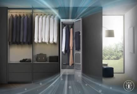 Уникалният Samsung AirDresser – домашната алтернатива на химическото чистене