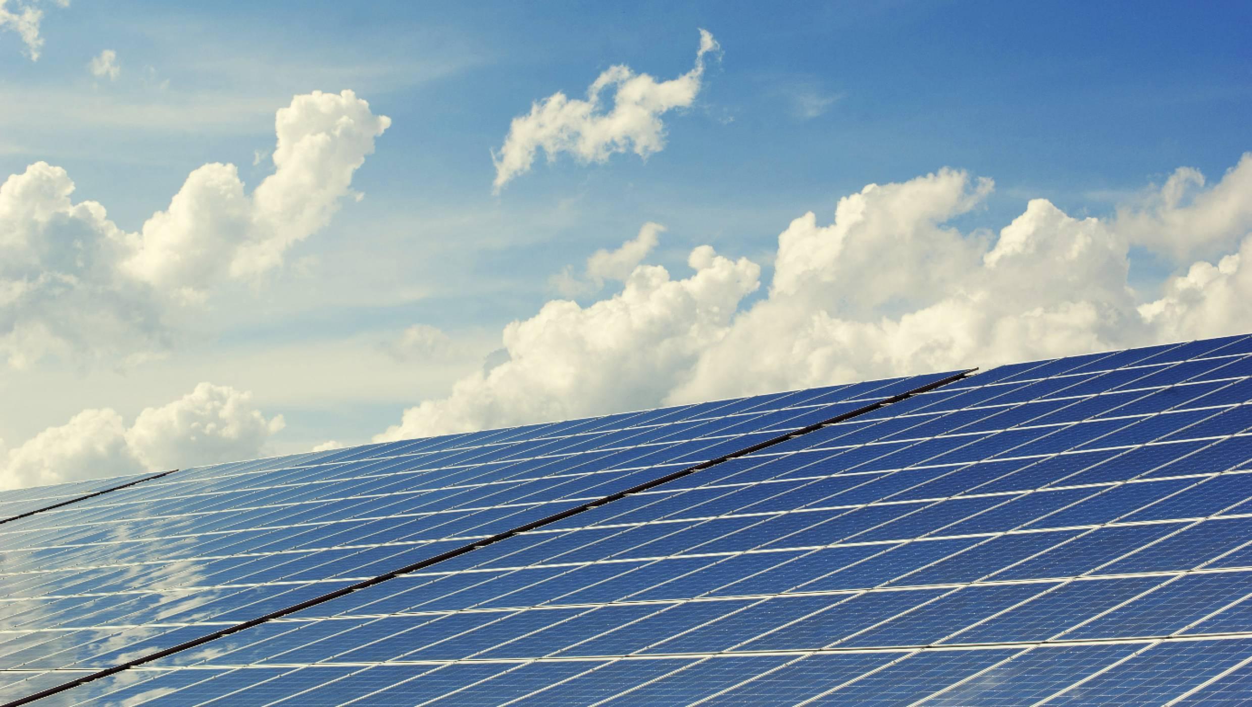 В някои части на света слънчевата енергия е най-евтиният източник на електроенергия изобщо