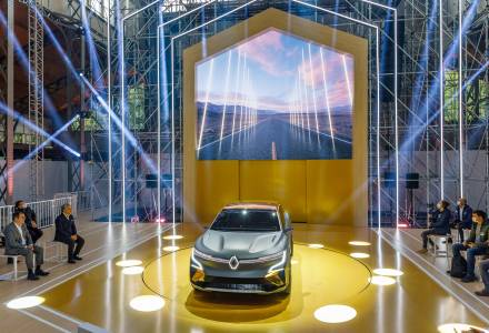 Renault eWays: в посока към мобилност с нулев отпечатък