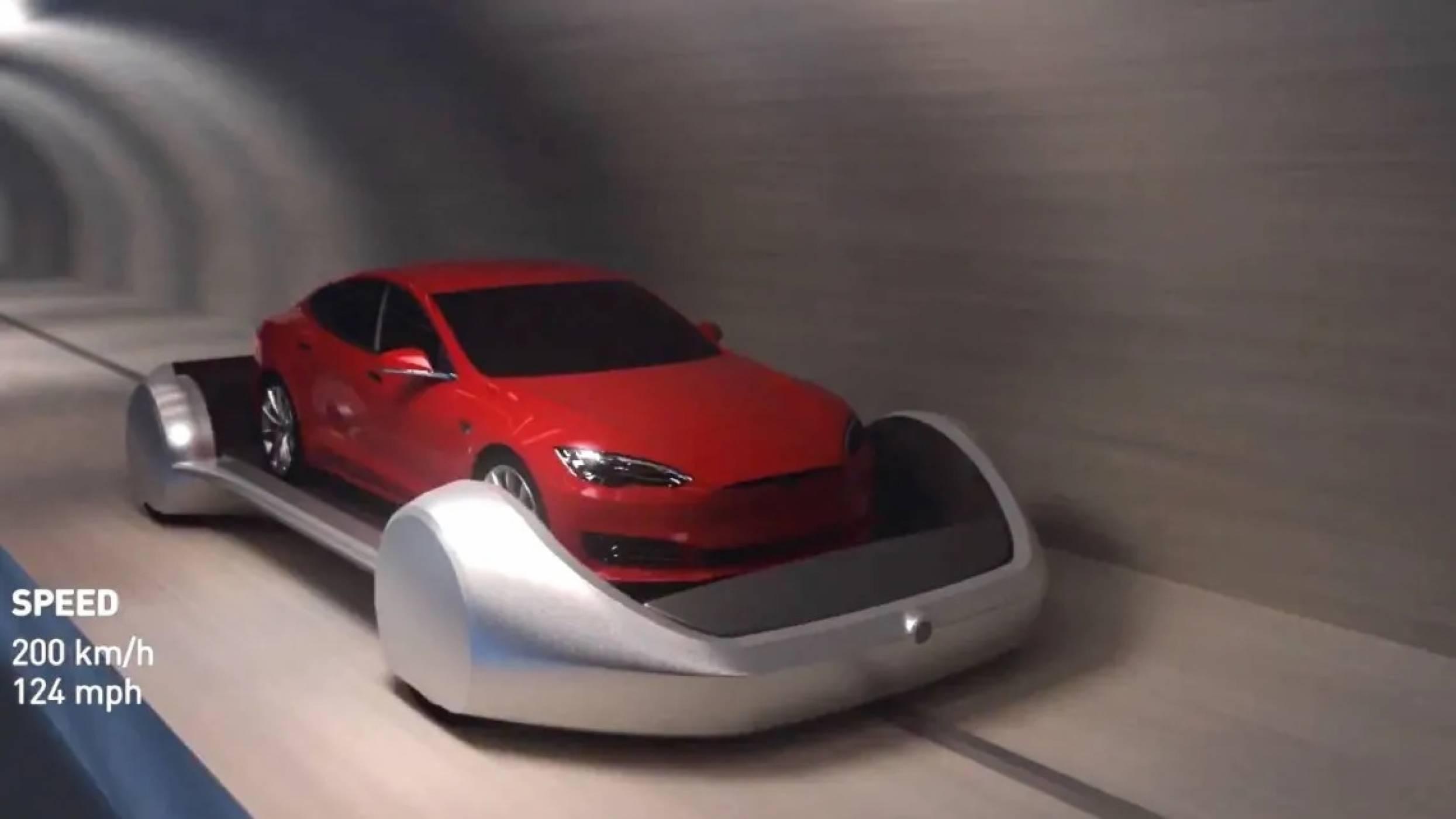 Амбициозният подземен тунел на Мъск в Лас Вегас не може да превозва дори част от очакваните пътници