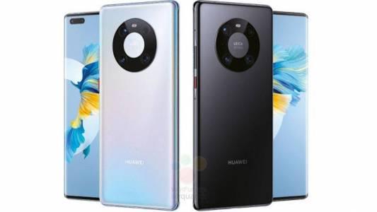 Изтекла информация за Huawei Mate 40 Pro разкрива великолепен извит дисплей и 4 камери