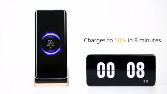 Новото безжично зареждане на Xiaomi е пет пъти по-бързо от това на iPhone 12 (ВИДЕО)