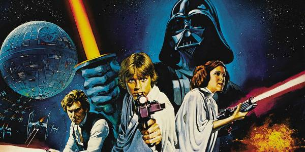 Селекция от най-добрите Star Wars плакати (СНИМКИ)