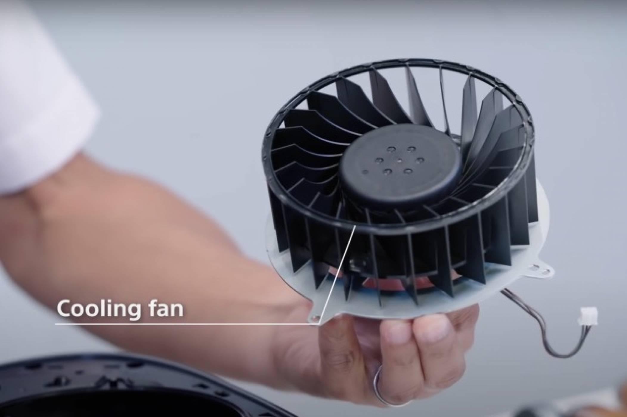 Вентилаторът на PS5 ще работи различно според нуждите на всяка игра