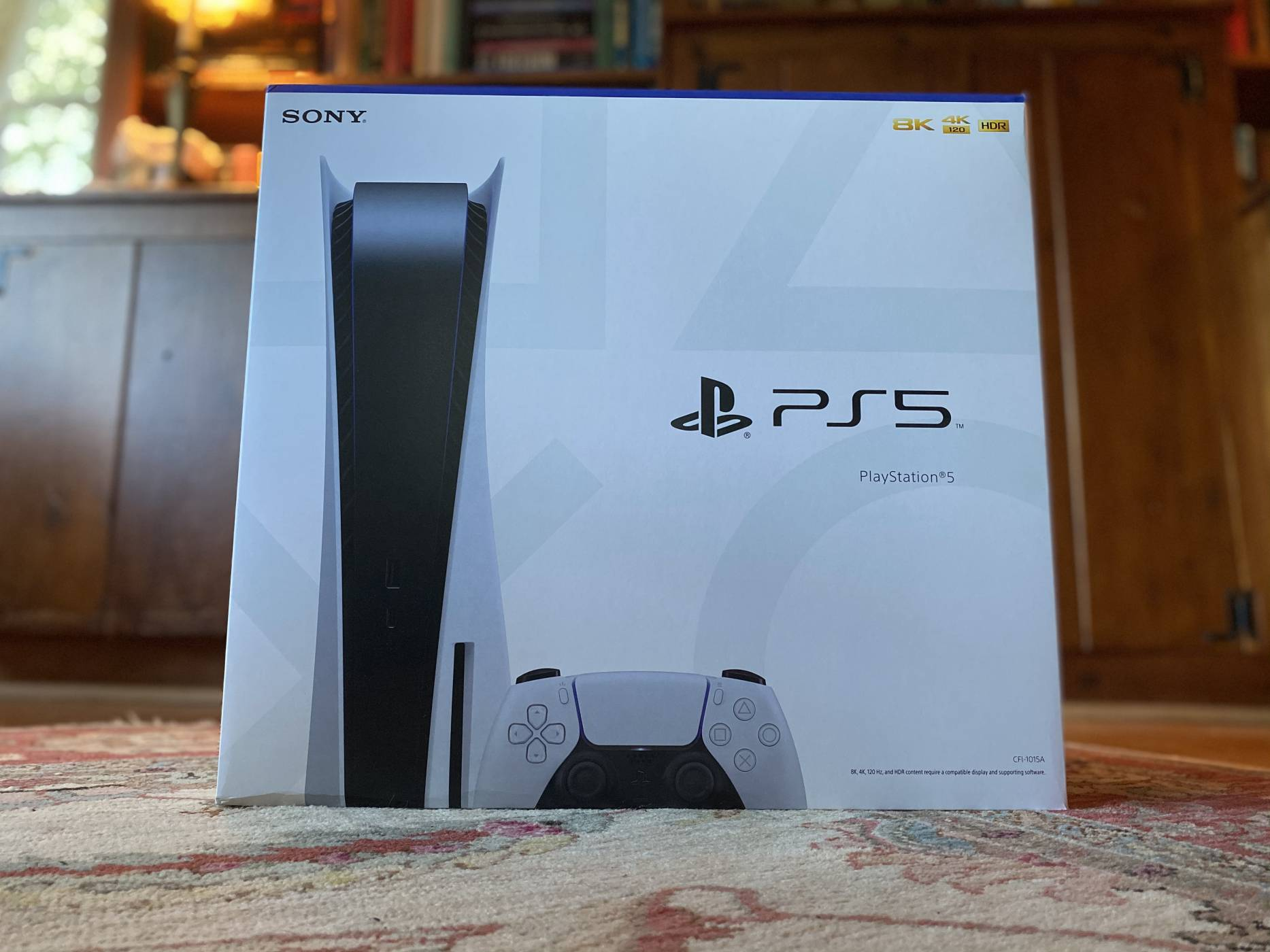 Първи снимки на опаковката на PlayStation 5 и какво точно има в комплекта! (СНИМКИ)