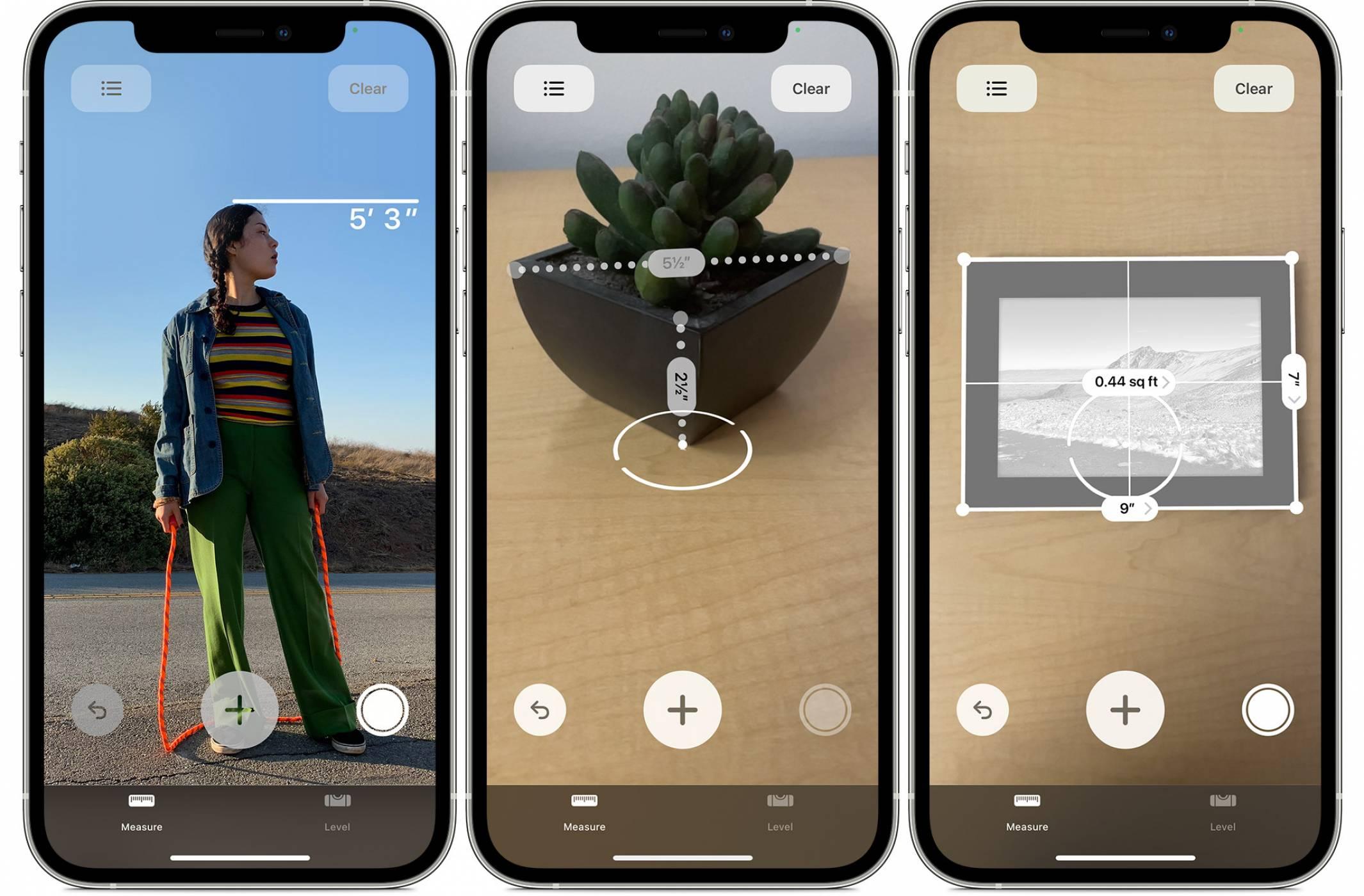 Внимавайте - iPhone 12 може да измери колко сте високи