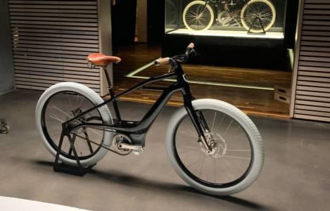Harley-Davidson показа първото си е-колело