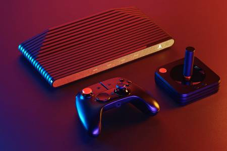 Култовата конзола Atari се завръща на голямата сцена и желае да обърка PlayStation 5 плановете на Sony (СНИМКИ)