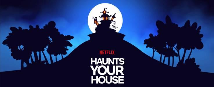 Украсете виртуално къщата си за Хелоуин