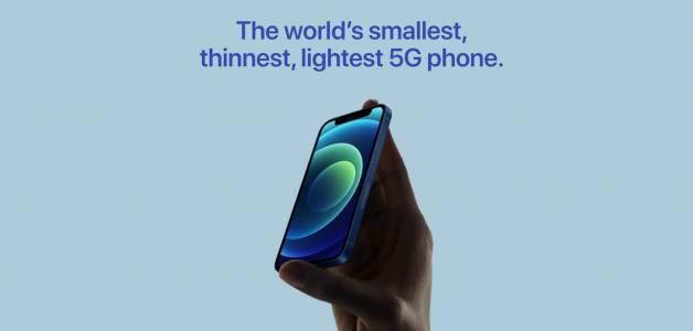 Размерът не е всичко - iPhone 12 mini ще се зарежда доста по-бавно от събратята си