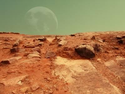 Има само един начин да се изхранва колония на Марс