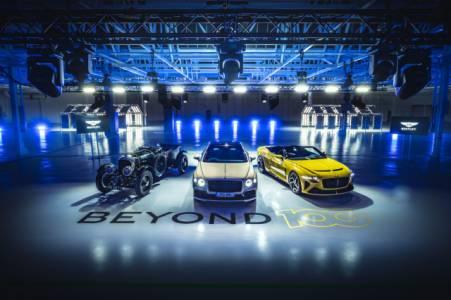 Bentley казва сбогом на чистия бензинов двигател до 2026 г.