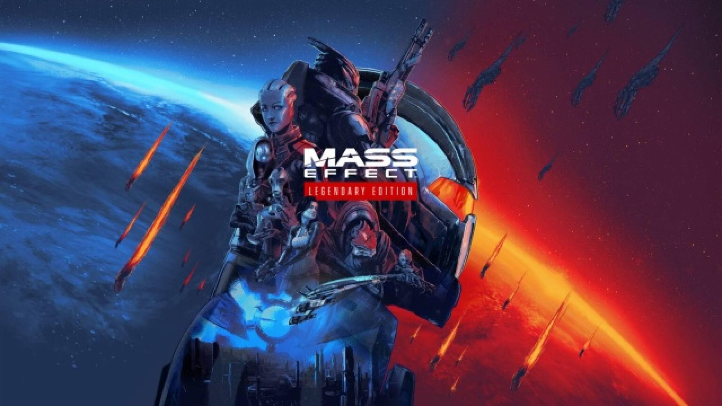 Новата Mass Effect игра идва, но най-напред ще получим (пак) трилогията  (ВИДЕО)