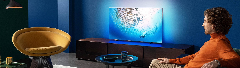 Защо телевизорът Philips 55OLED805 бе признат от EISA 2020 за най-изгодната OLED TV покупка? (РЕВЮ)