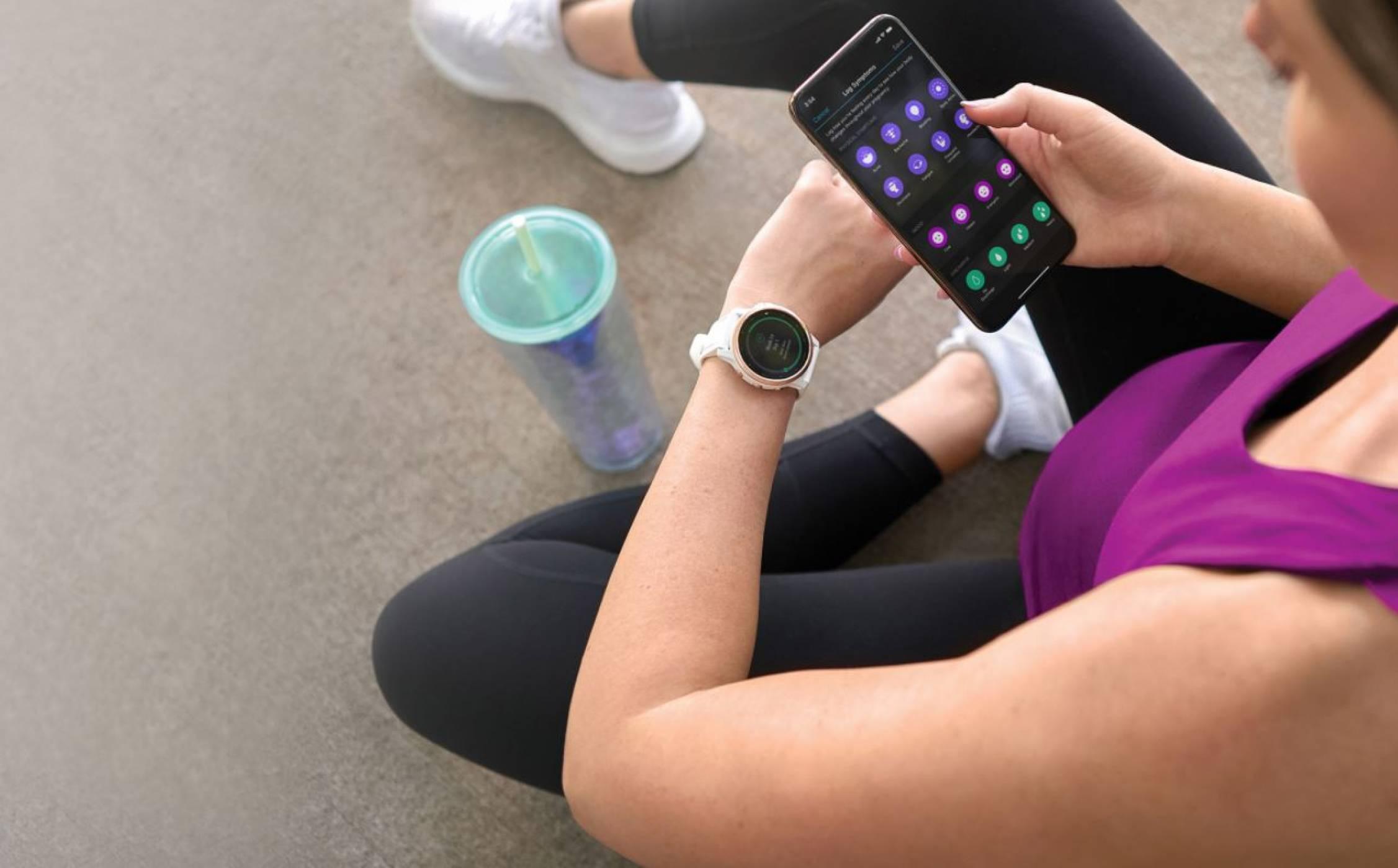 Garmin добавя към смарт часовниците си следене на детайли около бременността (ВИДЕО)