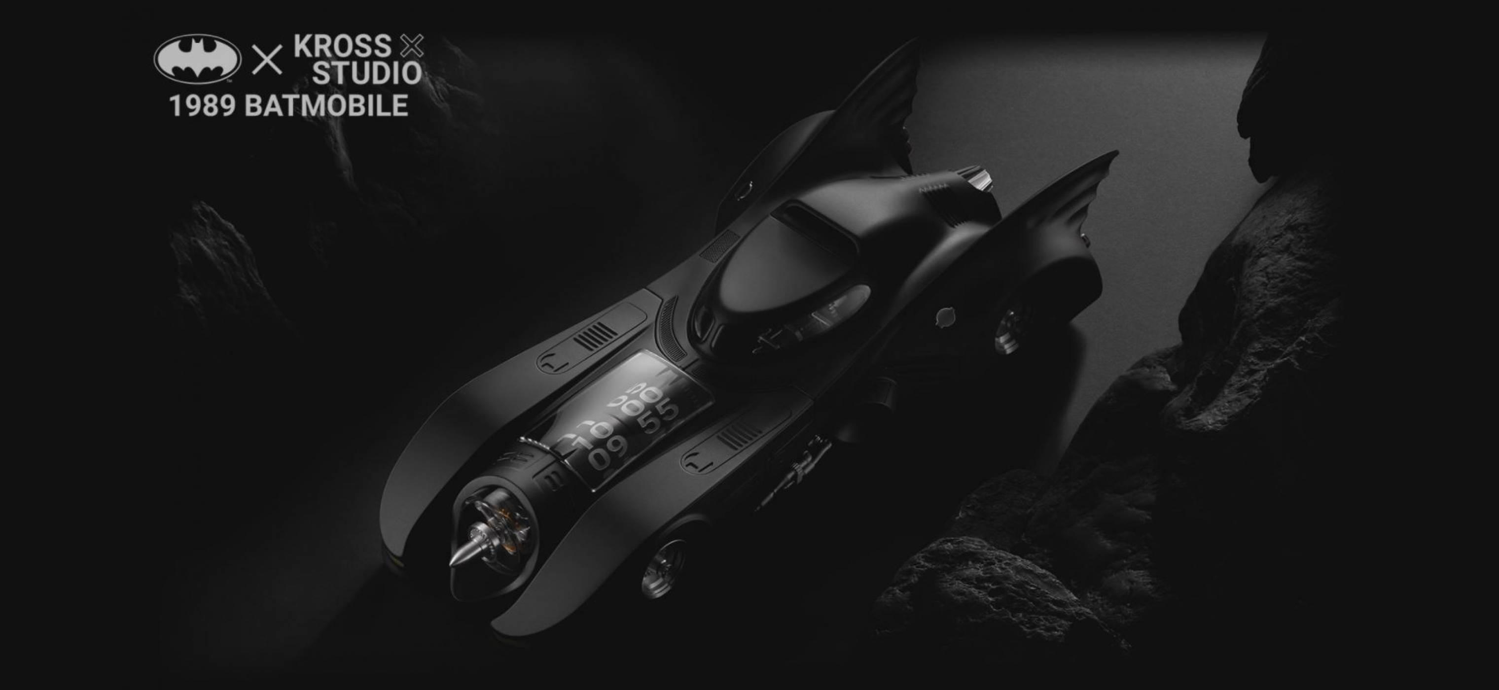 Потопете се в Батман вселената с дизайнерски настолен часовник за 30 000 долара