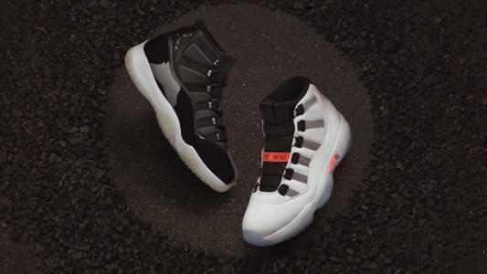 И Nike Jordan XI се обзавеждат с автоматични връзки