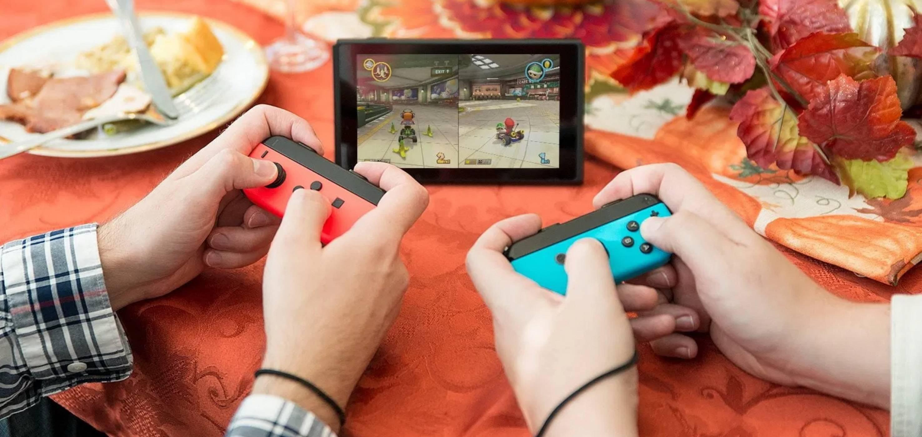 Nintendo Switch Red & Blue – защо бихте искали да го имате дори и през 2020 (особено през 2020)?