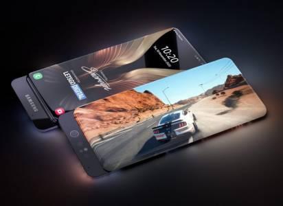 Безкрайният екран на Samsung е най-хубавото нещо, което може да се случи на смартфоните (ВИДЕО)
