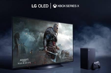 Microsoft казва, че LG OLED телевизорите са най-добрият начин да играете HDR игри на Xbox Series X