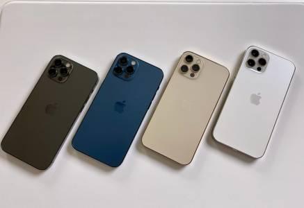 Следващият iPhone ще се прави по подобрена версия на сегашния 5nm процес