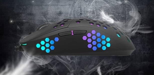 Елитна геймърска мишка на достъпна цена - Marvo G961 (РЕВЮ)