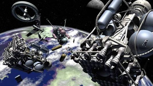 ClearSpace ще чисти космическия боклук в околоземна орбита