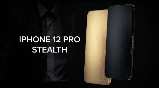 Искате ли iPhone 12 без камери? Но пък доста луксозен и защитен (ВИДЕО)